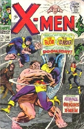Uncanny X-Men (The) (1963) -38- The sinister shadow of doomsday