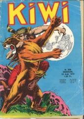 Kiwi -206- Le couteau sur la gorge (1re partie)
