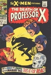 Uncanny X-Men (The) (Marvel comics - 1963) -42- If I should die