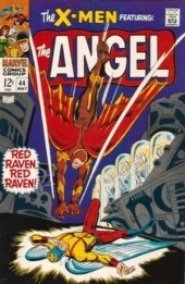 Uncanny X-Men (The) (1963) -44- Red Raven, Red Raven