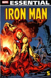 Essential Iron Man (The) / Essential: Iron Man (2000) -INT05- Volume 5