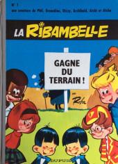 La ribambelle -1- La Ribambelle gagne du terrain !