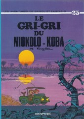 Spirou et Fantasio -25e95- Le gri-gri du Niokolo-Koba