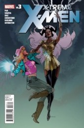X-Treme X-Men (2012) -3- Xavier must die part 3