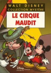 Les enquêtes de Mickey et Minnie -9- Le cirque maudit