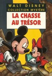 Les enquêtes de Mickey et Minnie -12- La chasse au trésor