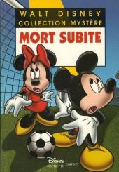 Les enquêtes de Mickey et Minnie -7- Mort subite