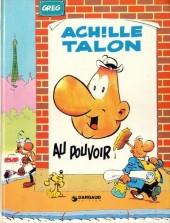 Achille Talon -6b78- Achille Talon au pouvoir