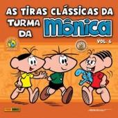 Mônica -6- As tiras classicas da turma da mônica