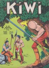 Kiwi -251- La mort aux aguets