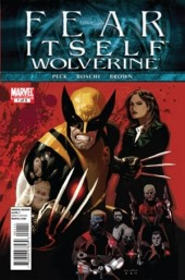 Fear Itself: Wolverine (2011) -1- Fear Itself: Wolverine part 1