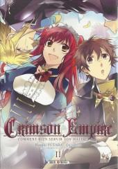 Crimson Empire - Comment bien servir son maître -2- Tome 2
