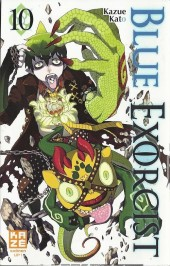 Blue Exorcist -10- Tome 10