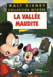 Les enquêtes de Mickey et Minnie -15- La vallée maudite
