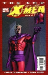 X-Men: The End: Book 3: Men & X-Men (2006) -2- Closing the ring