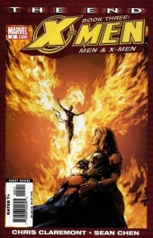X-Men: The End: Book 3: Men & X-Men (2006) -5- The final hour