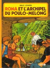 Rona -3- Rona et l'archipel du Poulo-Melong