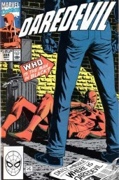 Daredevil Vol. 1 (Marvel - 1964) -284- The outsider
