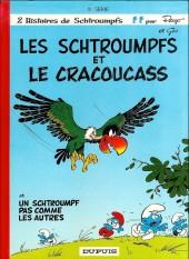 Les schtroumpfs -5b76- Les Schtroumpfs et le Cracoucass