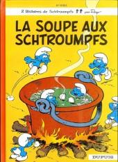 Les schtroumpfs -10a1996- La soupe aux schtroumpfs