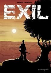 Couverture de Exil