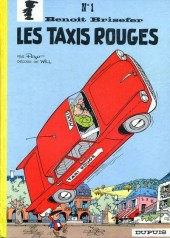 Benoît Brisefer -1a1975- Les taxis rouges