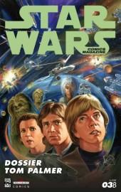 Star Wars - Comics magazine -3B- Dossier Tom Palmer