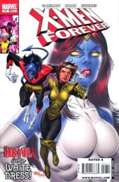 X-Men Forever (2009) -17- Change is more than skin deep