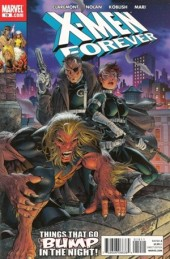 X-Men Forever (2009) -19- The ties that bind