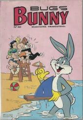 Bugs Bunny (Magazine Géant - 2e série - Sagédition) -40- Deux anneaux et deux ânes