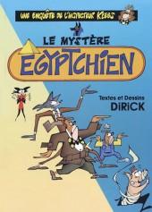 Une enquête de l'inspecteur Klebs -5- le mystère égyptchien