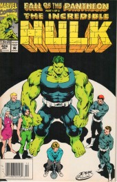 Incredible Hulk (The) (1968) -424- Fall of the Pantheon (Part 1 of 2): Trial