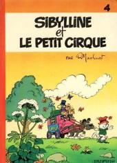 Sibylline -4a- Sibylline et le petit cirque