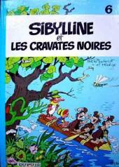 Sibylline -6a1984- Sibylline et les cravates noires