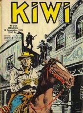 Kiwi -257- La tragédie des Tchackwashs