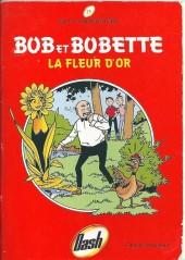 Bob et Bobette (Publicitaire) -Da15- La fleur d'or