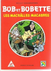 Bob et Bobette (Publicitaire) -Ca5- Les Macrâlles Macabres