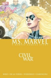 Ms. Marvel (2006) -INT02- Civil war