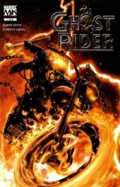 Ghost Rider Vol 5 : Road to damnation (Marvel - 2005) -1- The road to damnation part 1