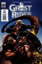 Ghost Rider Vol 5 : Road to damnation (Marvel - 2005) -3- The road to damnation part 3