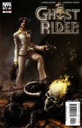 Ghost Rider Vol 5 : Road to damnation (Marvel - 2005) -4- The road to damnation part 4