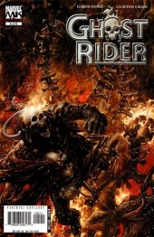 Ghost Rider Vol 5 : Road to damnation (Marvel - 2005) -5- The road to damnation part 5