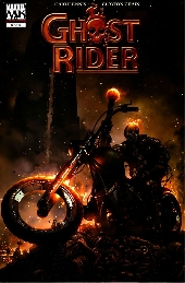 Ghost Rider Vol 5 : Road to damnation (Marvel - 2005) -6- The road to damnation part 6