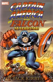 Captain America (1968) -INT- Captain America & The Falcon: Madbomb