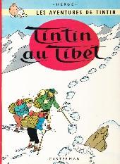Tintin (Historique) -20C3- Tintin au Tibet