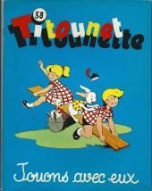 Titounet et Titounette -38- Jouons avec eux