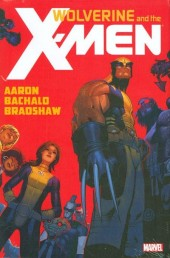 Wolverine and the X-Men Vol.1 (Marvel comics - 2011) -INT01- Wolverine and the X-Men volume 1