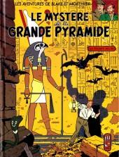 Blake et Mortimer (Les Aventures de) -4b1999- Le Mystère de la Grande Pyramide - Tome 1
