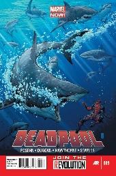 Deadpool (2013) -9- The Devil & The Deep Blue Sea