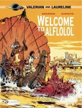 Valerian and Laureline -4- Welcome to Alflolol